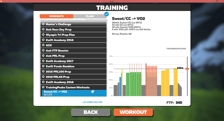 Fá TrainingPeaks æfingar inn í Zwift | Hjólreiðadeild